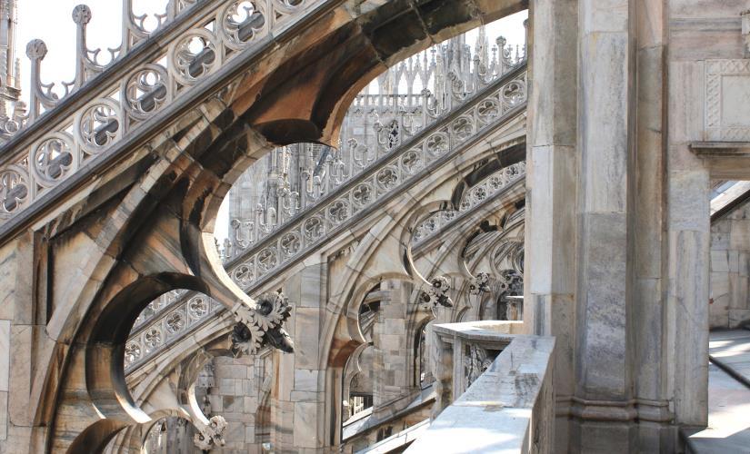 Offerta Sul Tetto Di Milano Visita Alle Terrazze Del Duomo
