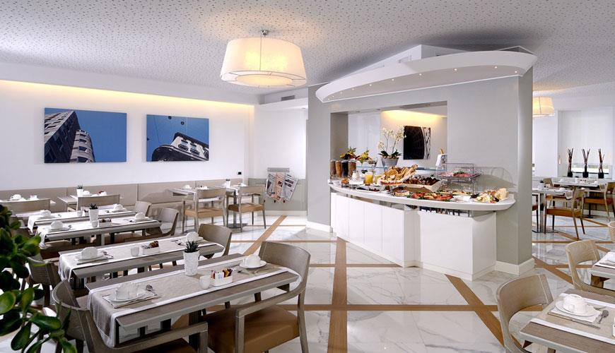 Breakfast - Best Western Hotel City Milano