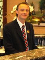 Massimo - Hotel City Milano Front Office