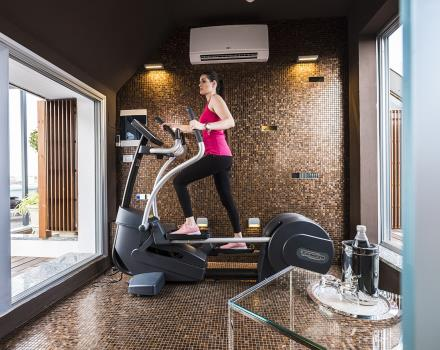 Saletta Fitness Interno